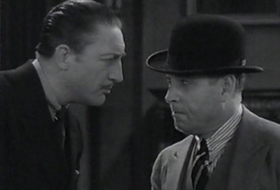Warren William and Ralph Ince