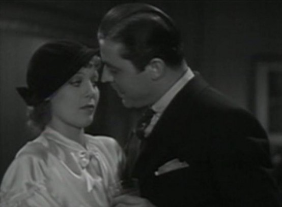 Loretta Young and Lyle Talbot