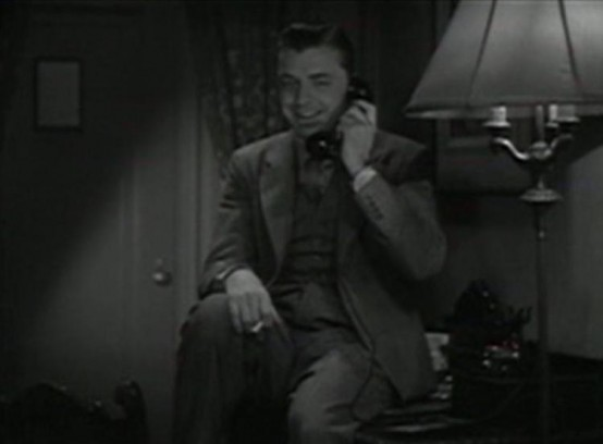 Lyle Talbot in She Had to Say Yes