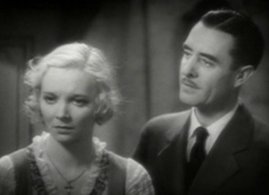 Virginia Bruce and John Gilbert