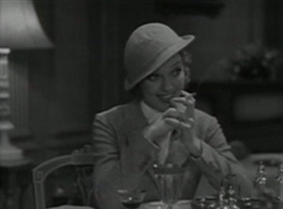Loretta Young in She Had to Say Yes