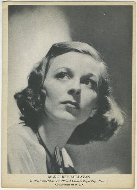 Margaret Sullavan R96 Card