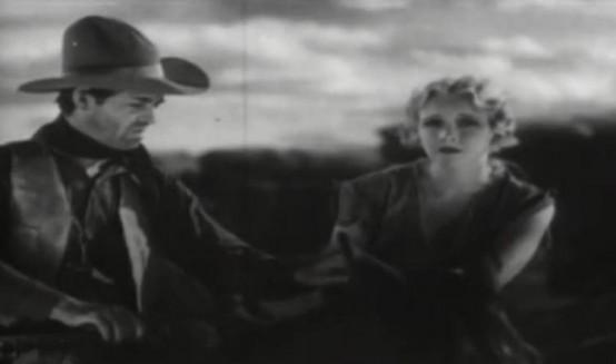 Clark Gable and Helen Twelvetrees