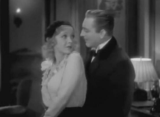Helen Twelvetrees and John Barrymore