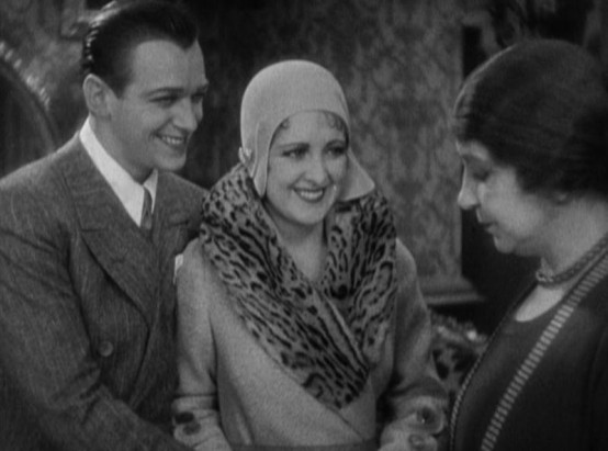Douglas Fairbanks Jr., Billie Dove, and Helen Ware