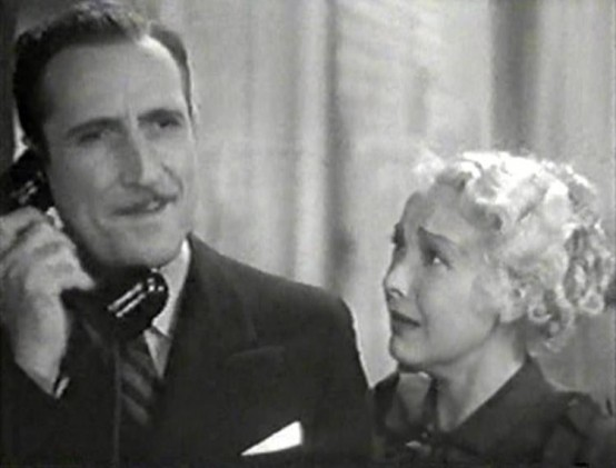 John Miljan and Helen Twelvetrees