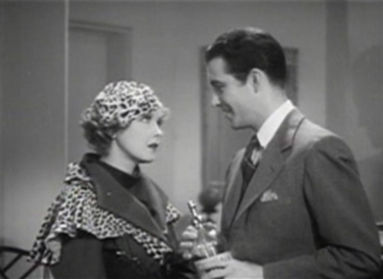 Helen Twelvetrees and Robert Taylor