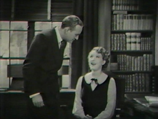 Conrad Nagel and Helen Twelvetrees