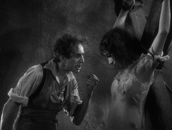 Bela Lugosi and Arlene Francis
