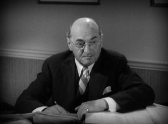 Granville Bates in Men Against the Sky
