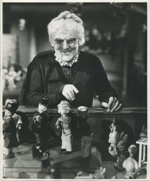 Lionel Barrymore in The Devil Doll