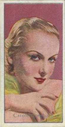 Carole Lombard 1936 Carreras Film Stars
