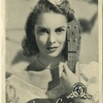 Janet Leigh 1950s Florita Screen Artists