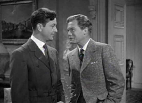 Robert Young with Van Heflin