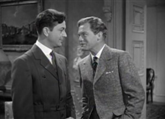 Robert Young with Van Heflin