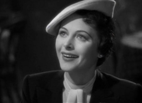 Hedy Lamarr in HM Pulham Esq