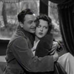 Robert Young and Hedy Lamarr