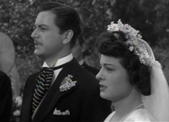 Robert Young and Ruth Hussey