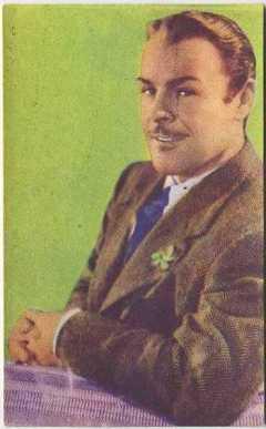 Brian Donlevy 1951 Artisti del Cinema