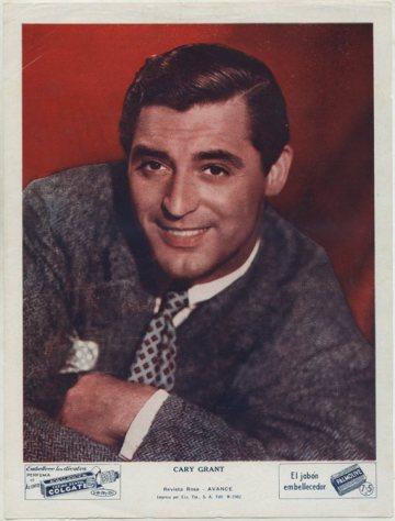 Cary Grant 1930s Colgate Palmolive Premium Photo