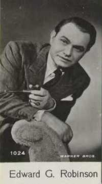 Edward G Robinson 1940 De Beukelaer
