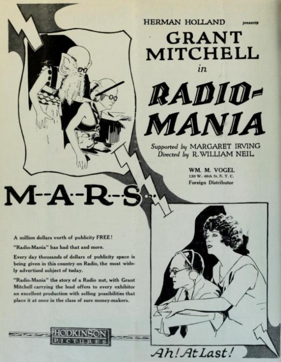 Grant Mitchell in Radio Mania