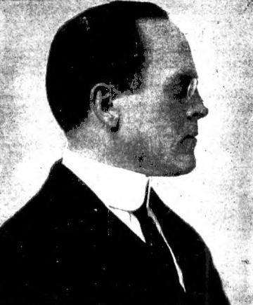 Grant Mitchell circa 1921