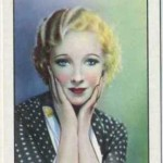 Helen Twelvetrees 1933 BAT World Famous Cinema Artistes