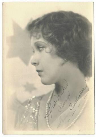 Helen Twelvetrees early 5x7 Fan Photo