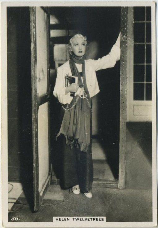 Helen Twelvetrees 1930s BAT Modern Beauties