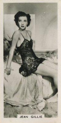 Jean Gillie 1938 Carreras Film Stars