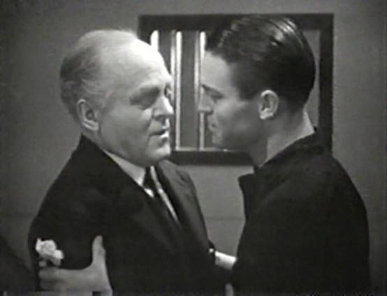 Grant Mitchell and Chester Morris