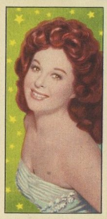 Susan Hayward 1955 Barbers Tea