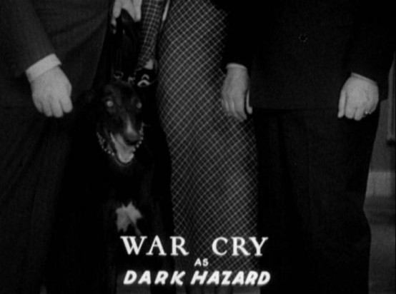 War Cry as Dark Hazard