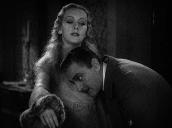 Karen Morley and John Barrymore