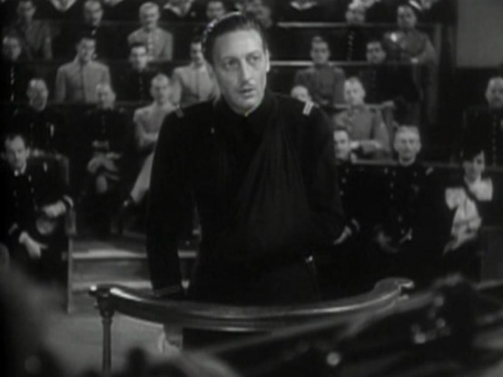 Warren William in The Woman from Monte Carlo