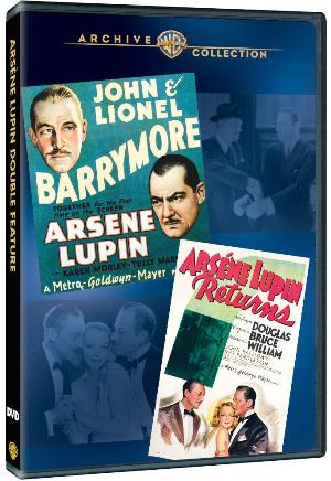Arsene Lupin Double Feature at Warner Archive