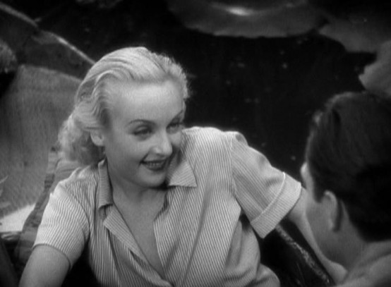 Carole Lombard in White Woman
