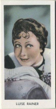 Luise Rainer 1939 Abdulla Screen Stars