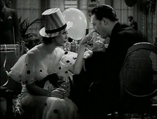 Loretta Young and Warren William