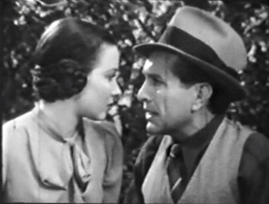 Patricia Morison and J Carrol Naish