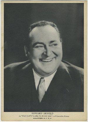 Edward Arnold R96 Trading Card