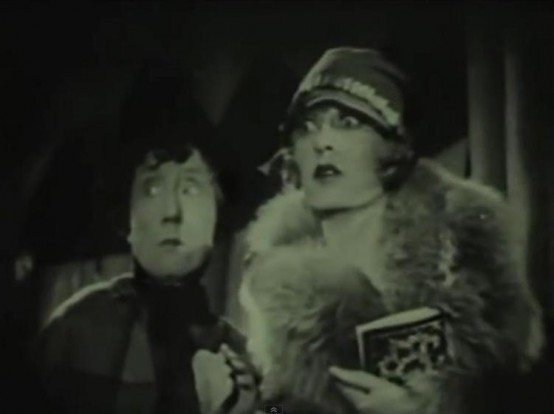Flora Finch and Gertrude Astor
