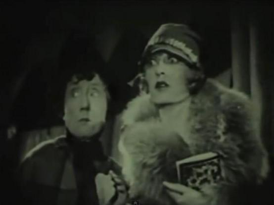 Flora Finch and Gertrude Astor