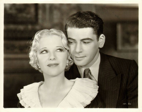 Glenda Farrell and Paul Muni