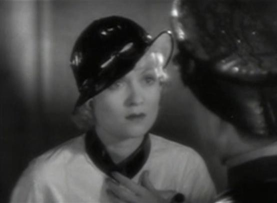 Constance Bennett in Two Against the World