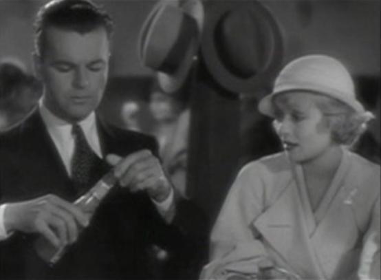 Neil Hamilton and Constance Bennett