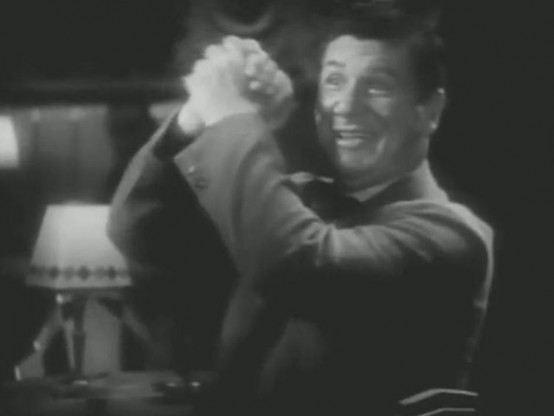 George Bancroft in Lady and Gent