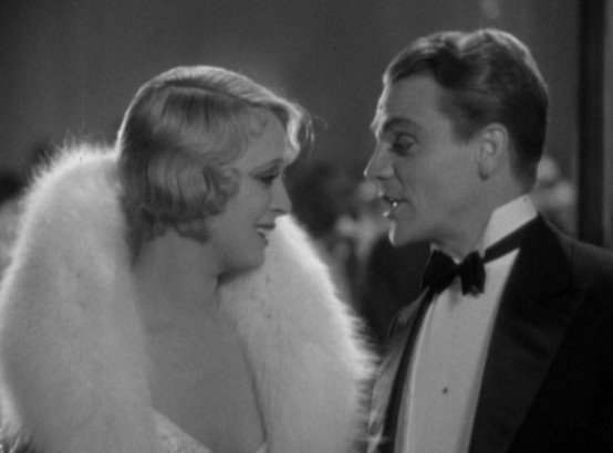Noel Francis and James Cagney