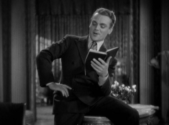 James Cagney in Blonde Crazy
